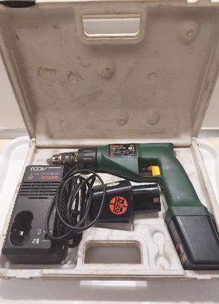 Ударный шуруповерт Bosch 9,6V