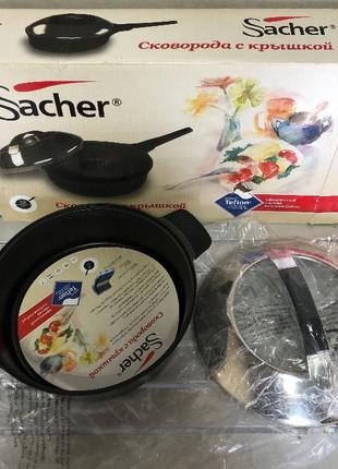 Сковорода сотейник Sacher 28см