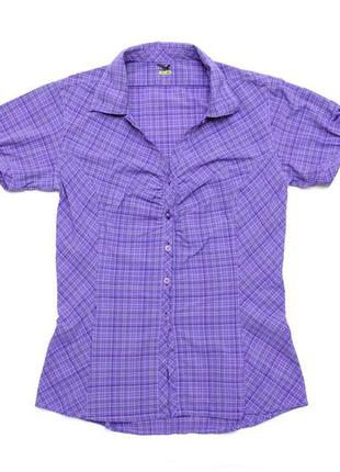 Рубашка salewa salewa kyst dryton. размер м