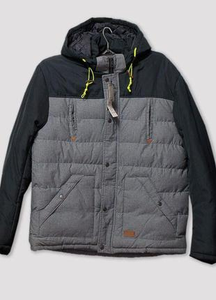 Качественная мужская куртка, зимняя, теплая, зимова чоловіча к...