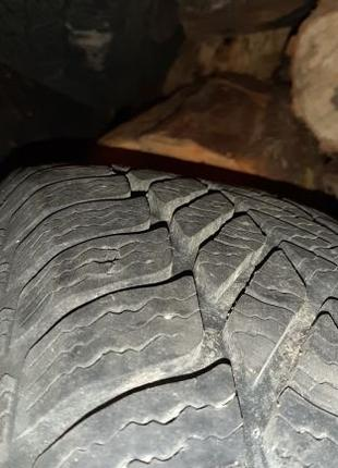 Зимняя резина шины колеса диски покрышка р15 185/65 Debica frigo