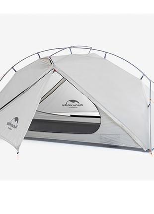 Палатка vik 1 человек NatureHike без юбки ультра-лайт.