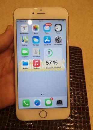 IPhone 6s plus gold 64gb neverlock