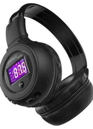 Беспроводные Bluetooth Наушники Складные Hi-Fi Стерео Zealot B...