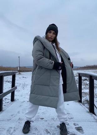 "Пуховик ""аляска""💎  куртка"