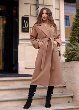 Пальто-халат🍁