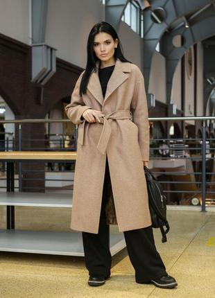 Элегантное демисезонное пальто мадрид 🥀