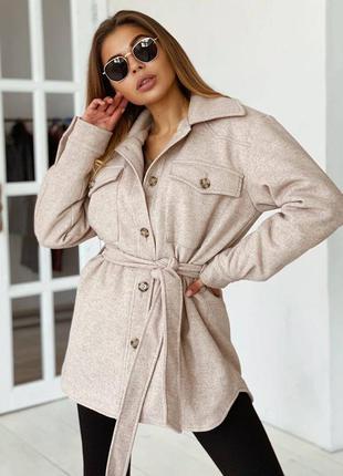 Пальто в стиле рубашки😍рубашка