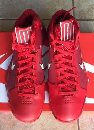 Nike hyperdunk 2008 red оригинал кроссовки баскетбол jordan дж...