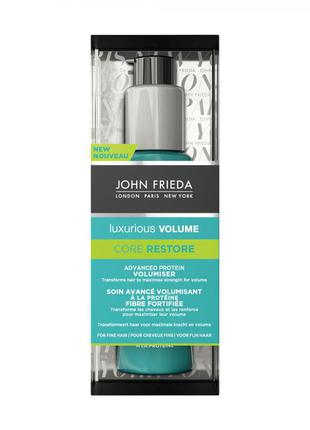 John frieda luxurious volume лосьон для поврежденых волос тонк...