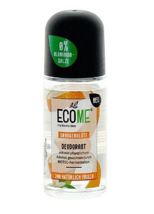Ecome эко дезодорант экологический веганский натуральный