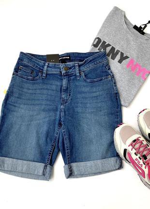 Шорти жіночі бермуди dkny jeans  шорты женские донна каран нью...