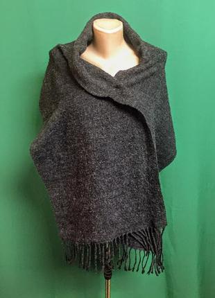 Зимний шарф-палантин esprit