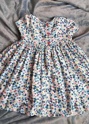 Плаття 86-92 см. платье
