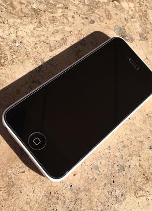 IPhone 5c 16 Gb white Neverlock телефон/смартфон/айфон/купить