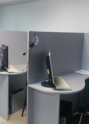 Рабочие места в действующем колл-центре