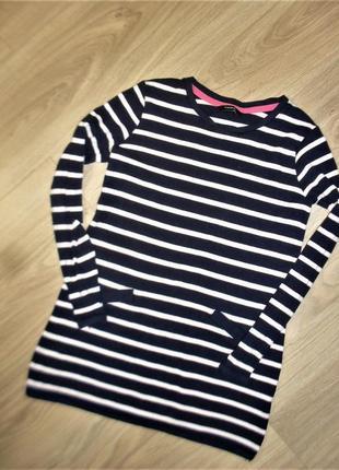 Теплое платье-туника на 7-8лет