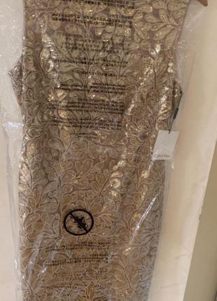 Calvin Klein Вечернее ,блистательное платье