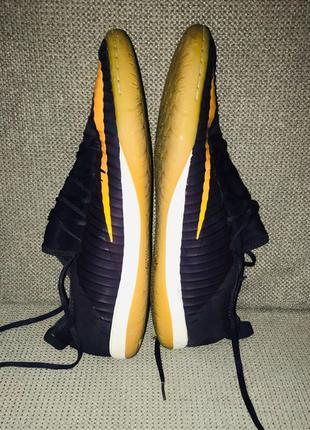 Футзалки сороконожки Nike mercurial x