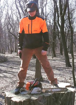 Спил деревьев уборка участка