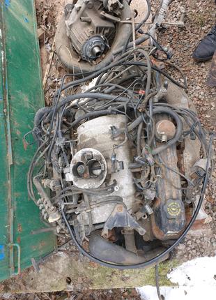 Мотор 5.2 бенз Jeep grand Cherokee ZJ Limited 1993-1998