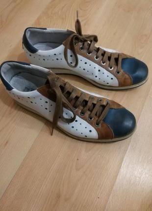 Туфли оксфорды броги кеды мужские