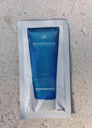 Кератиновый экспресс-бальзам для ломких волос la'dor wonder ba...