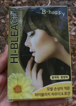 Корейский осветлитель для волос