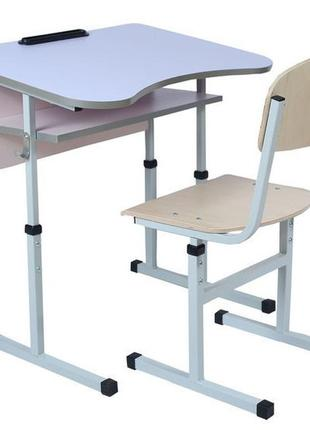 Шкільні меблі (парти, стільці) Нова Українська Школа