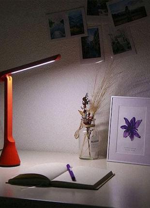 Настольные лампы с аккумулятором Yeelight USB Folding Charging