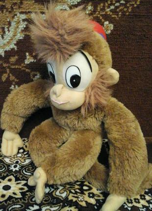 Мягкая игрушка обезьянка Абу с мультфильма Аладдин Дисней