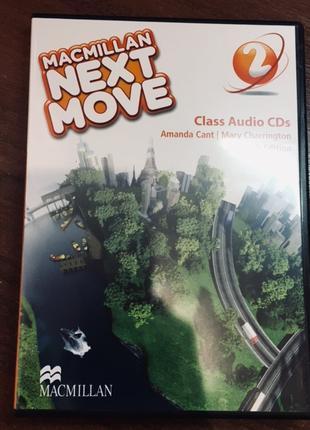 "Продам комплект дисків до ""NEXT MOVE 2""  class audio cd's"