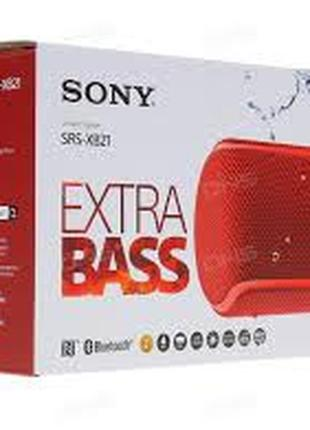 Колонка акустическая Sony SRS-XB21 Red