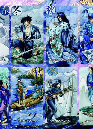 Manga Tarot -(Манга Таро) Реплика