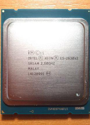 Процессор Intel® Xeon® Processor E5-2620 15M Cache, 2.00 GHz