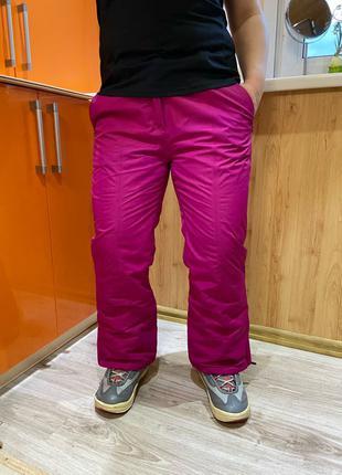 лыжные штаны лыжи спортивные штаны зимние