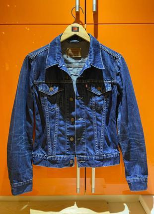 Джинсовая куртка Levi's джинсовка