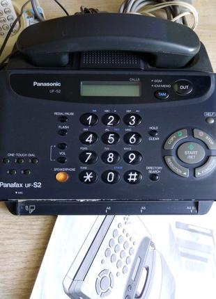 Телефон факс Panasonic