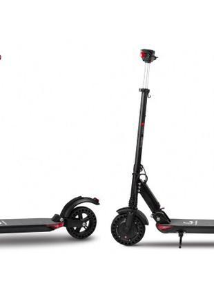 Электросамокат Kugoo S3 Pro Black Черный