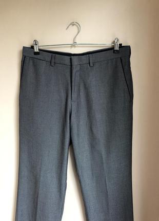 Классические мужские брюки burton 40/42r 32r