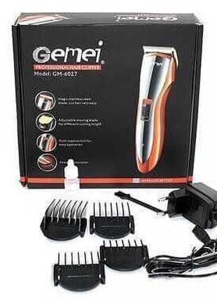 Машинка для стрижки волос гемей