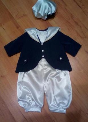 Карнавальный костюм моряк,новый год, хэллоуин