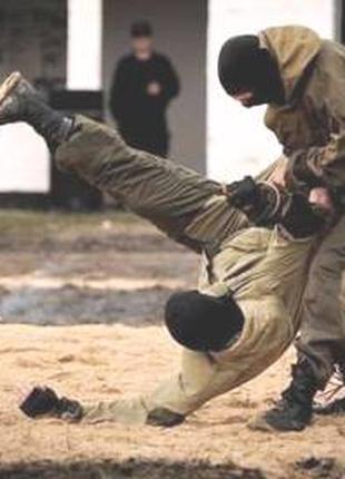 Тренер уникальной системы самозащиты, техника спецназа