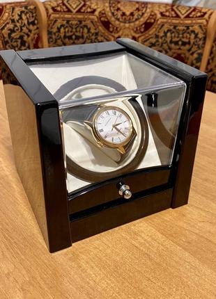 Швейцарские Swiss Made Официальные Золотые Часы Tissot Механич...