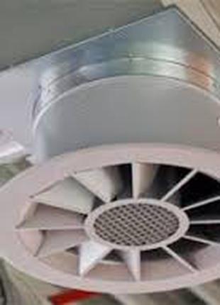Вентиляція та кондиціювання повтря