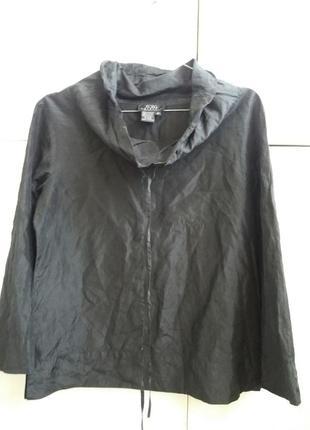 Блуза шёлк стильная bcbg с-м