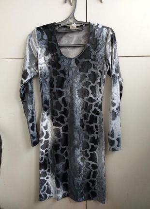 Красивое платье бархат