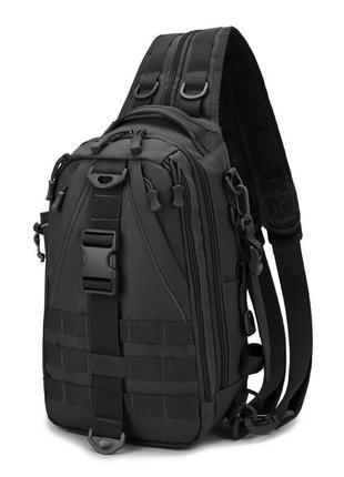 Мужская тактическая сумка-рюкзак