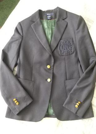 Клубный пиджак gant