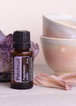 Пачули (Pogostemon cablin), эфирное масло, 15 мл